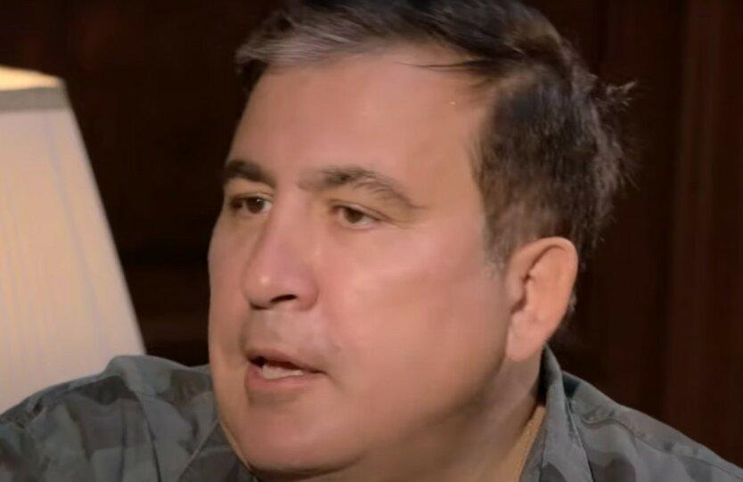 Саакашвили: Порошенко хотел стать вторым Путиным