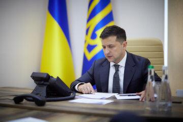 Владимир Зеленский, ОП