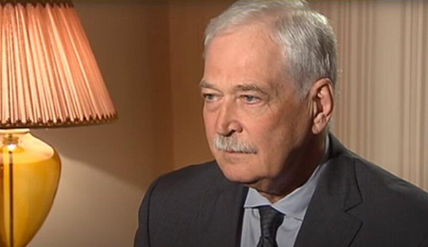 Представитель России в Трехсторонней контактной группе Борис Грызлов