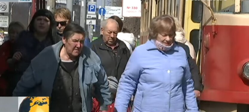 Пенсии в Украине, ПФУ, повышение пенсий