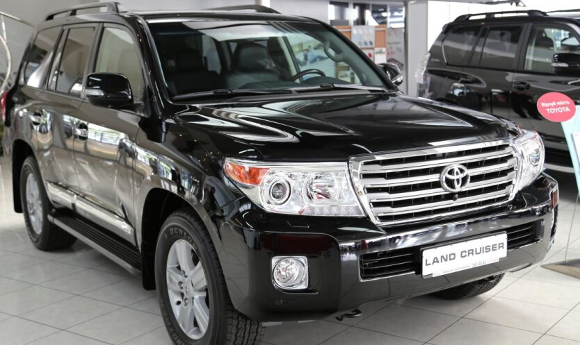 Toyota Land Cruiser , ГБР, Гео Лерос