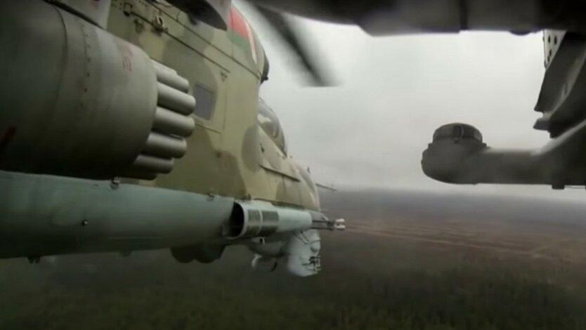 Азербайджан признал, что сбил российский вертолет