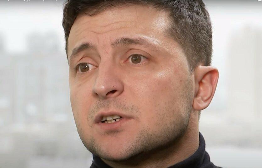 Украинцам показали зарплату Зеленского за июнь