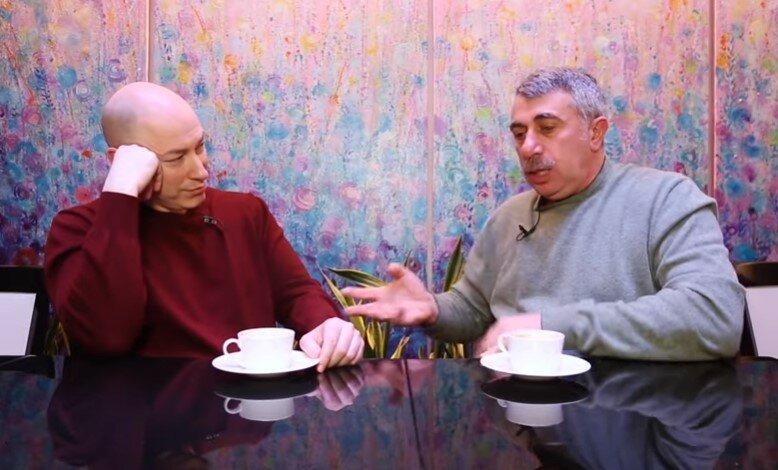 Комаровский дал совет Зеленскому