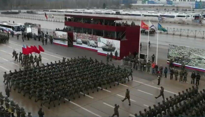 В России сотни военных подхватили коронавирус на репетиции парада