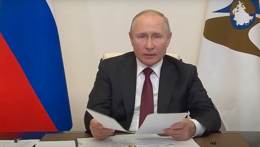 Владимир Путин, санкции, Владимир Зеленский, Пушилин Пасечник
