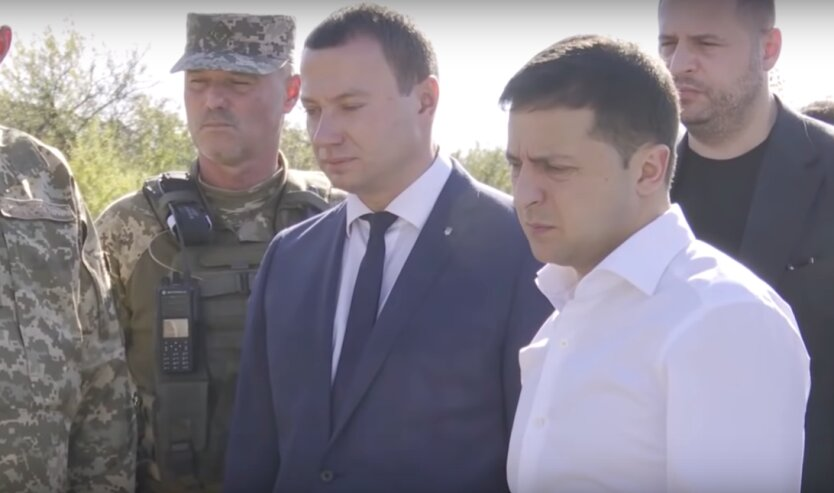 эскалация конфликта на Донбассе
