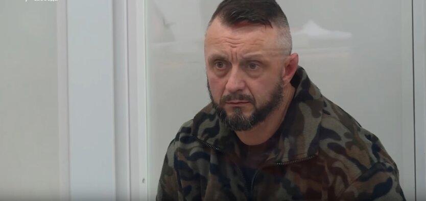 Андрей Антоненко, дело Шеремета