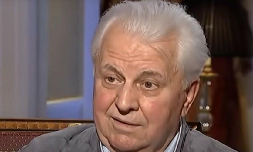 """Кравчук решил попросить помощи для ТКГ у """"людей Донбасса"""""""