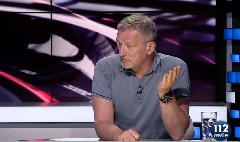 Андрей Пальчевский, Пальчевский о Зеленском
