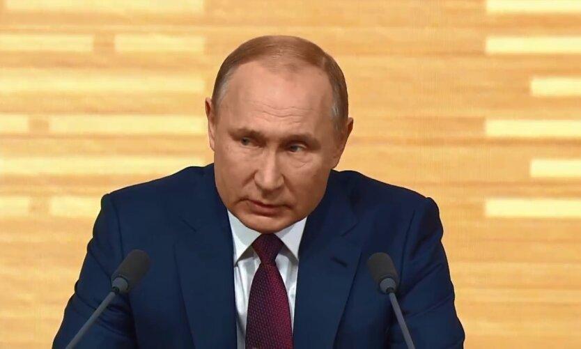 Владим Путин