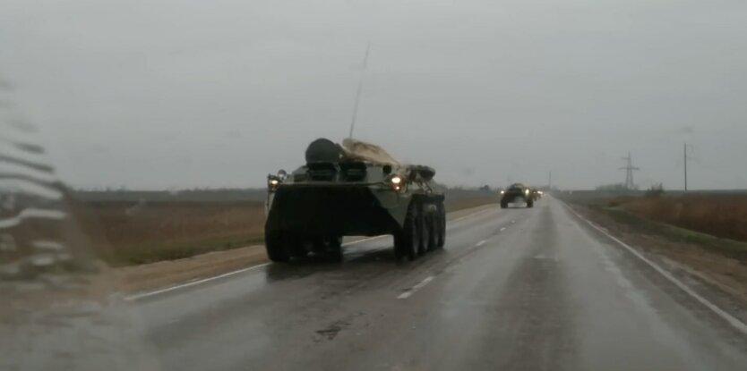 Военная техника россии в Крыму