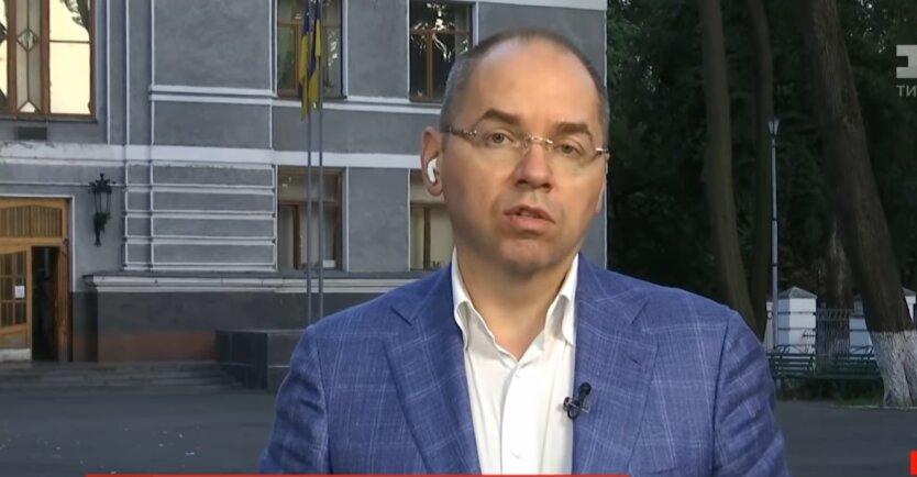 Максим Степанов, ПЦР-тестирование, коронавирус в Украине