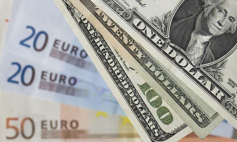 доллары_евро