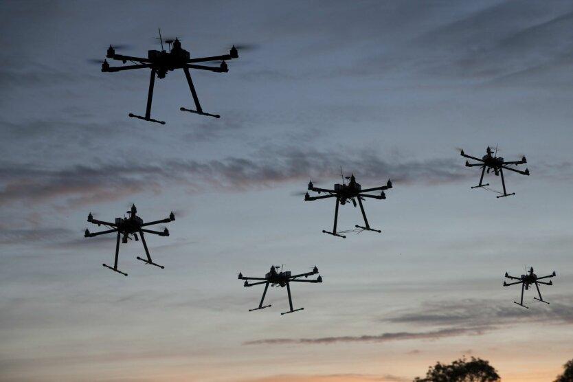 дроны дарпа