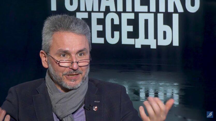 Геннадий Друзенко, добробаты, Юрий Романенко
