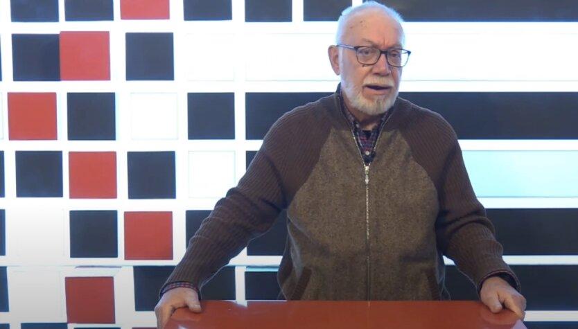 Журналист Игорь Розов, газ, облгазы