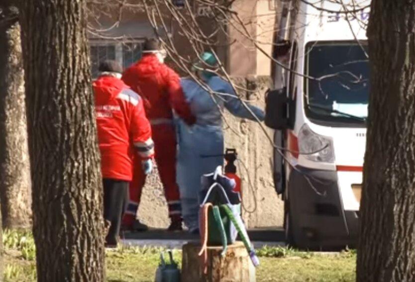 коронавирус в Украине, пандемия, карантин, заболевшие коронавирусом