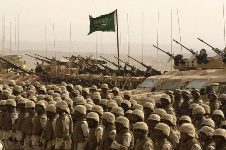 Саудовская Аравия_армия