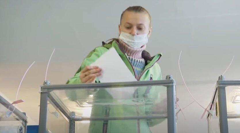 Местные выборы, второй тур, ЦИК