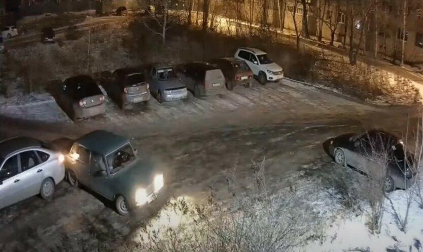 Украинцев предупредили об опасности на дорогах из-за непогоды