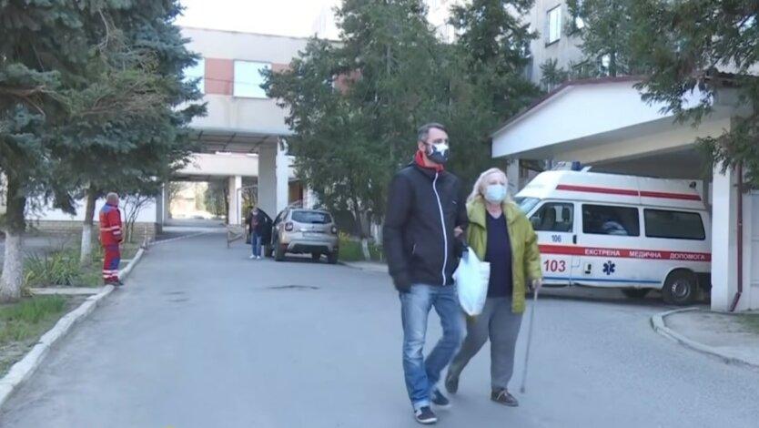 Деление на карантинные зоны,Борьба с коронавирусом в Украине,Карантин в Украине