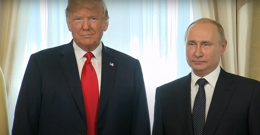 Дональд Трамп,Владимир Путин,сдерживание России,стена на границе США и Мексики,Пентагон