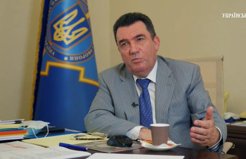 Алексей Данилов, коронавирус, кибератака