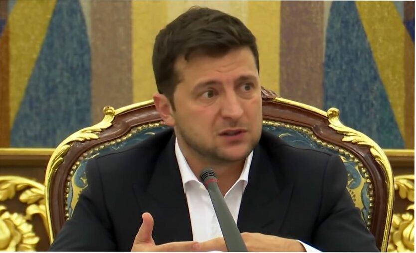 Владимир Зеленский, Юрий Романенко, Виктор Медведчук