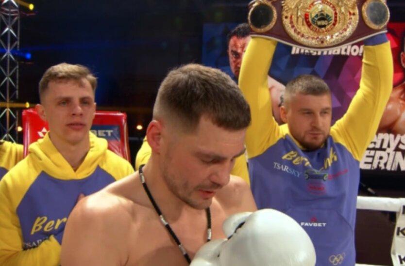 Украинский боксер Беринчик нокаутировал Санчеса: видео