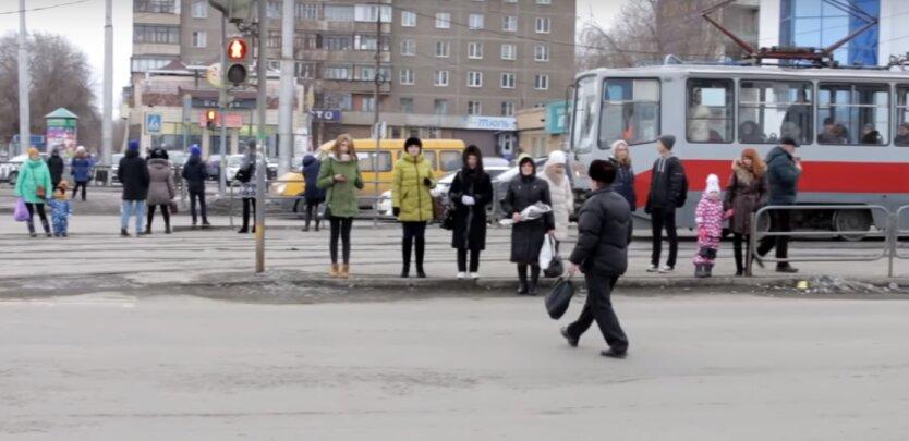 штрафы пешеходам