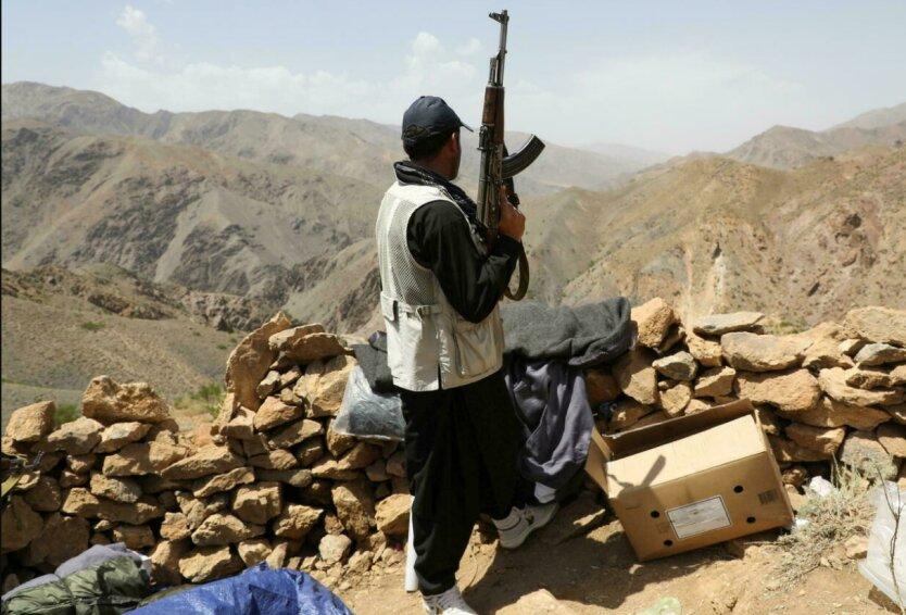 Война в Афганистане в 2021 году