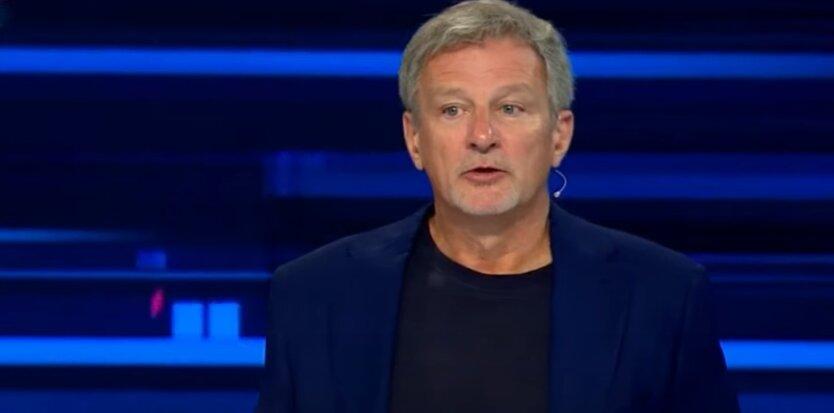 Андрей Пальчевский, Владимир Зеленский