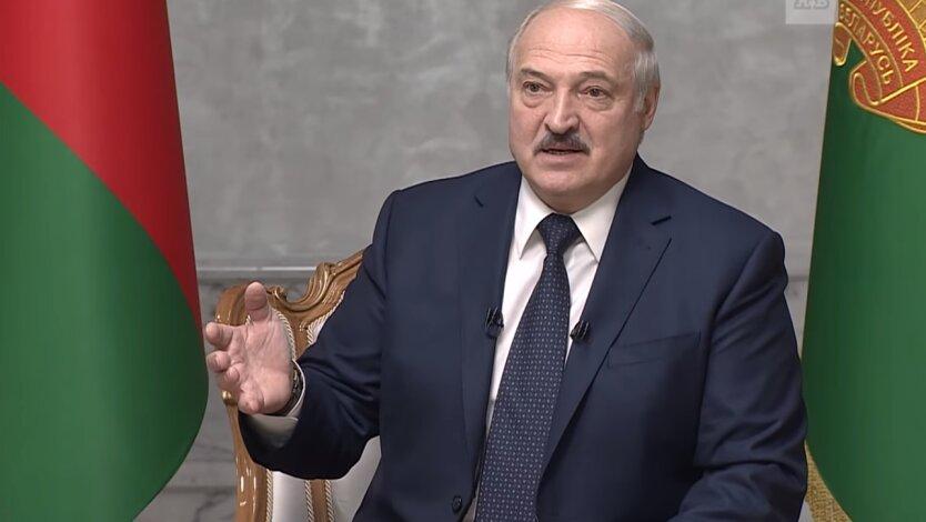 Александр Лукашенко, санкции, Украина