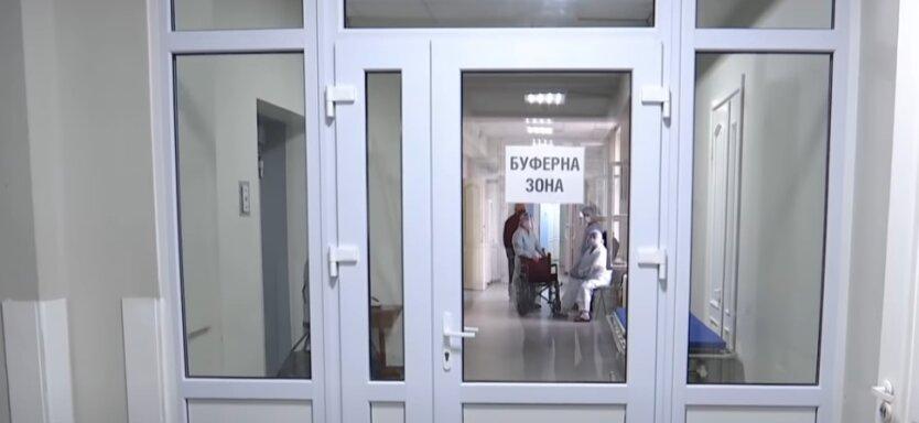 Больница, Киев, COVID-19