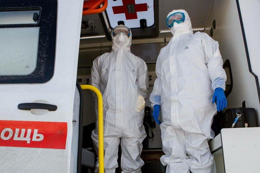 коронавирус, Россия, скорая помощь