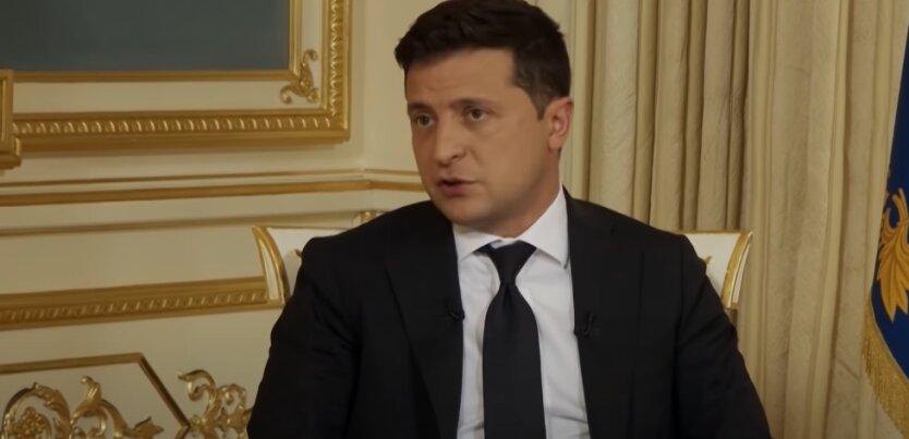 Владимир Зеленский, украинский язык, Украина
