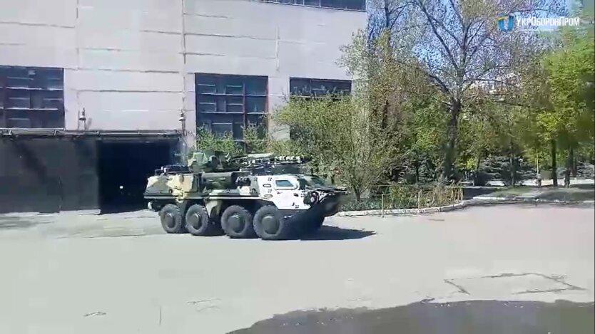 """бронетехника, БТР, ракеты """"Ольха"""", ГП """"Луч"""""""