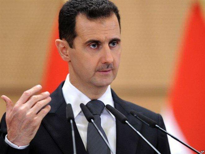 Асад заявил о готовности оставить пост президента Сирии