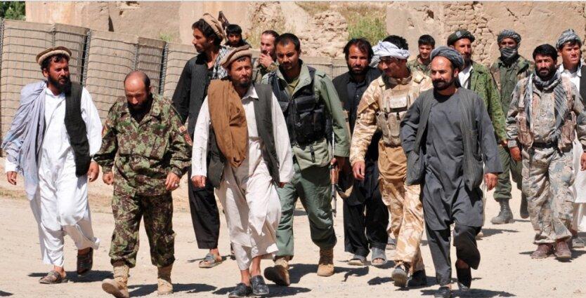 Саакашвили отреагировал на захват Афганистана талибами и озвучил урок для Украины