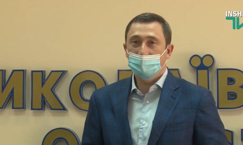 Алексей Чернышов, газ в Украине, установление счетчиков