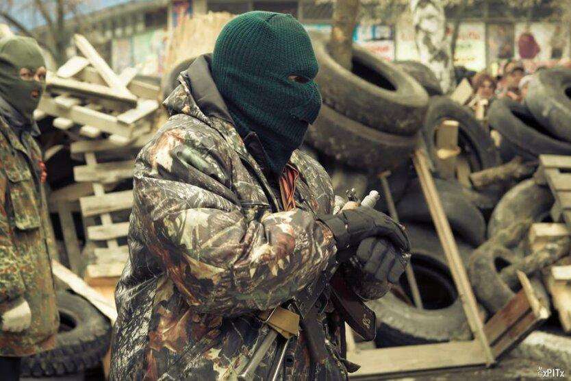 Сепаратисты Донбасса