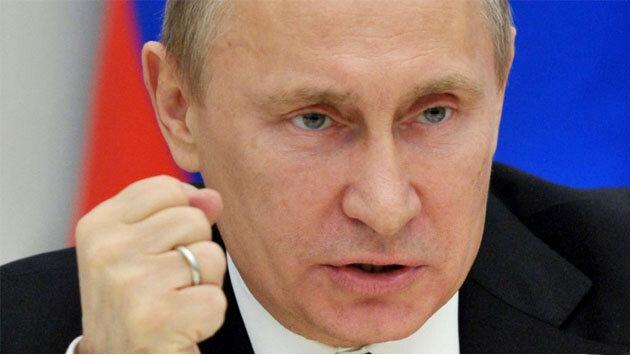 Путин задумывается о возвращении смертной казни