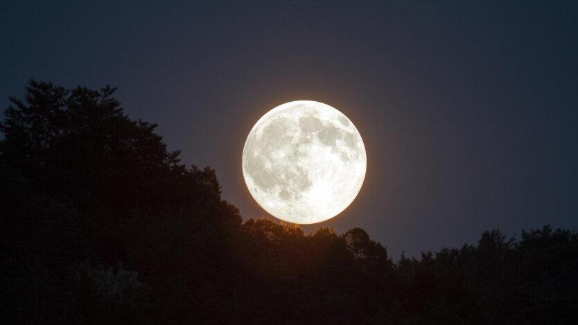 Луна_Суперлуна