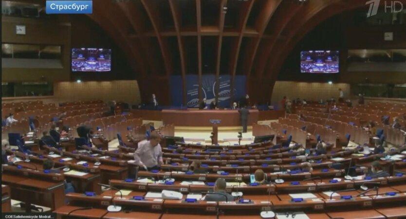 Сессия Парламентской ассамблеи Совета Европы, что рассмотрят, вопрос Крыма