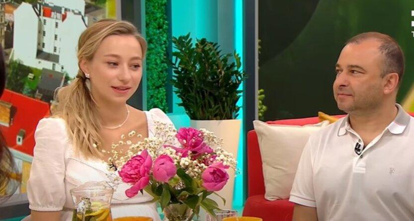 Катя Репяхова и Виктор Павлик