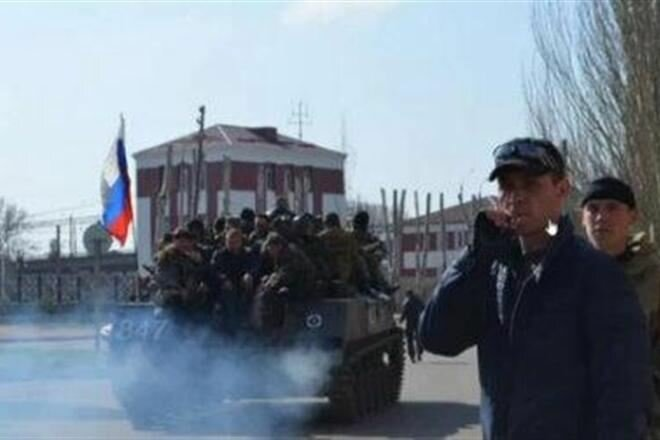 Краматорск сепаратисты