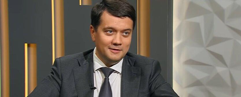 Дмитрий Разумков, пленарные заседания ВР, коронавирус в Украине