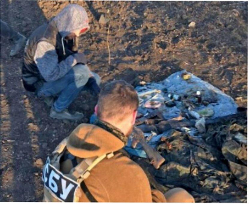 Война на Донбассе, Арест российского шпиона, Спецоперация СБУ, Группа Бергмана