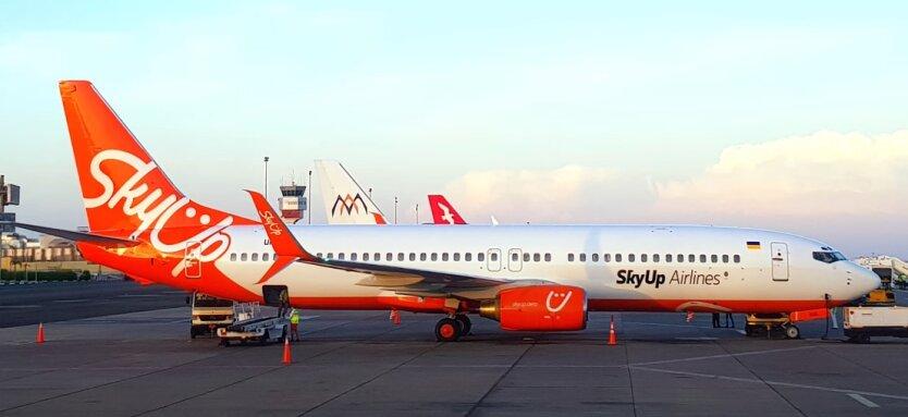 SkyUp, рейсы, полеты